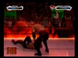 WWE Smackdown vs RAW 2009 Undertaker vs Kane inferno match