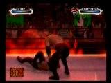 WWE Smackdown vs RAW 2009 Undertaker vs Kane inferno match