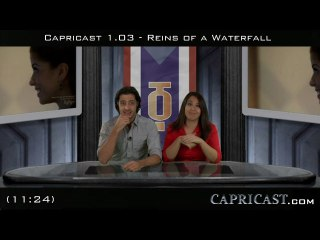 REVIEW: CapriCast 1.03 – Reins of a Waterfall
