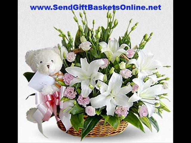 send basket food gift gourmet specialty