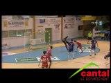 Aurillac/Saintes (handball saison 2009/2010) Coupe de France