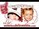 send animated valentines ecard