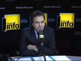 Luc Chatel sur France Info - 15.02.2010