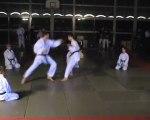 Soirée des arts martiaux SEURRE 6 février 2010