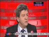 Jean-Luc Melenchon Le grand jury 2ème partie