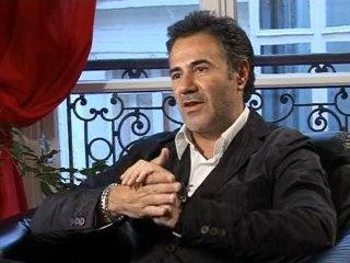Le mac - Interview de José Garcia