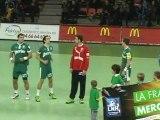 Guillaume Saurina quitte l'USAM Nîmes (Handball D1)