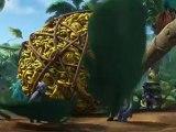 HORTON Lattaque des bananes