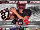 Géant vs Patriotes, Samedi 27 à 20h au Stade de Souffel'