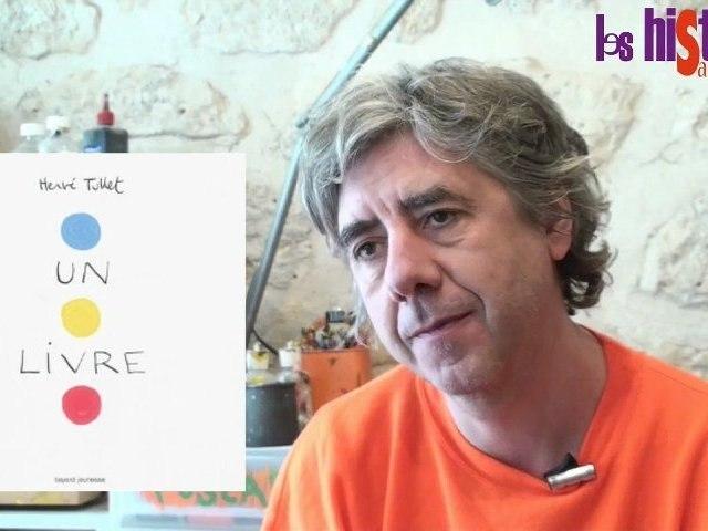 Interview Hervé Tullet