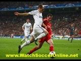 Olympique Lyonnais vs Real Madrid stream champions league