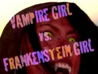 吸血少女 対 少女フランケン