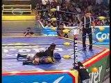 Extreme Tiger & Jack Evans vs Joe Lider & Nicho