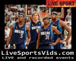 NBA Watch Dallas Mavericks Vs Oklahoma City Thunder ...