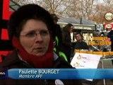 L'APF pointe les manques de l'accessibilité (La Roche-Sur-Yon)
