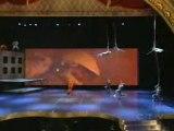 Cirque du soleil (aux Oscars)