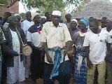 Musique et danse traditionnelle Burkina Faso