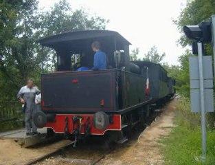 Train de Guitres Juillet 09
