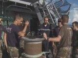 Mission dans le golfe d'Aden
