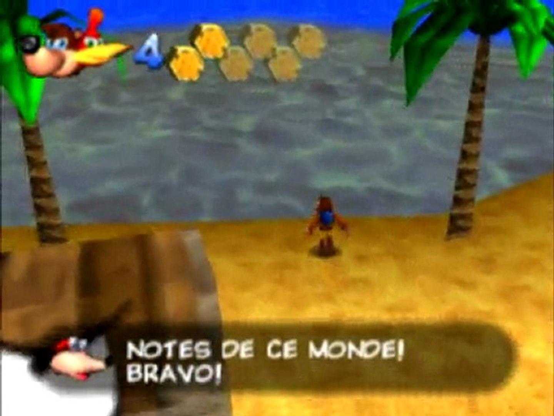 videosoluce de banjo-kazooie partie 3: La baie au trésor 3