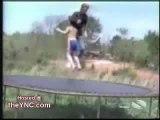 chutes et accidents gag