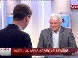 Le 18h,Hervé Mariton, député (UMP) de la Drôme