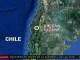 Chile en alerta por volcanes Chaitén y Llaima