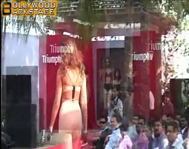triumph fashion show