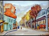 KUYPERS Gaston aquarelles/watercolor