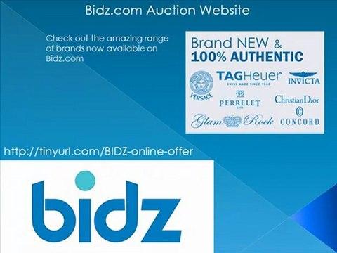 Bidz Com Auction Site Offer Video Dailymotion
