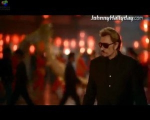 johnny hallyday fevrier 2010 Pub Optic 2000 La Malette