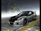 Need for speed prostreet Mazda RX8 tuning (PC)