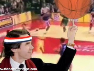 Aznar ficha por los Globetrotters