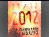 "♫ 21-12-2012 ♫  B.O ""La conspiration de l'Apocalypse"""