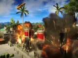 just Cause 2 Destroying Fuel Tanks