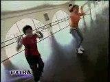 taylor lautner - young taylor dancing
