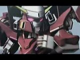 SD Gundam G Generation Wars - Seed vs 00