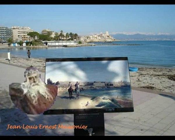 Antibes et les lutrins facétieux