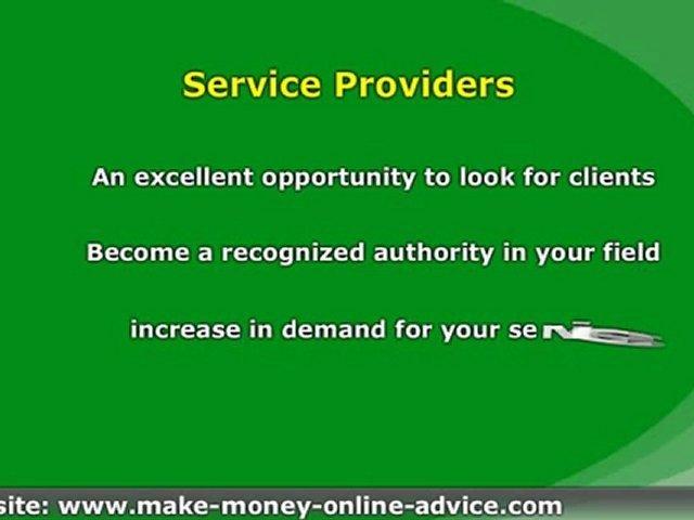 Blogging profits with Make MoneY Online Advice