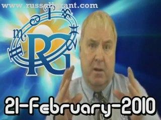 RussellGrant.com Video Horoscope Gemini February Sunday 21st