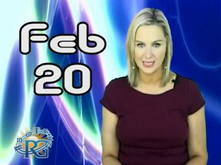 RussellGrant.com Video Horoscope Capricorn 20.02.2010
