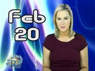 RussellGrant.com Video Horoscope Cancer 20.02.2010