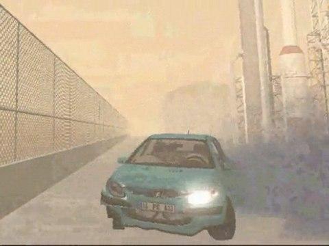 GTA San Andreas : peugeot 307 HDI - crash test