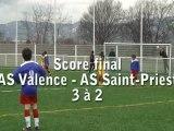 AS Valence - ASSP match amical le 17-02-2010