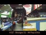 LFB 2009 2010 J 19 Bourges basket VS Pays d'Aix