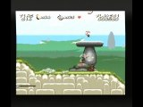 video retrogaming sur asterix super nes