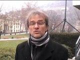 Vincent Gay candidat Europe Ecologie Rhône-Alpes en Isère