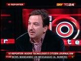 Io Reporter - Sky Tg24 - 45a puntata 200210
