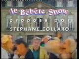 TF1 19 Octobre 1993 - le bébête show - reportages pubs ba