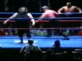 The Road Warriors vs King Kong Bundy & Jerry Blackwell (2/2)